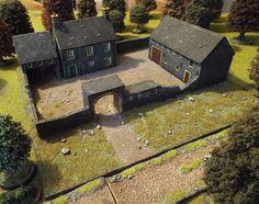 buildings for 28mm miniatures - Buscar con Google
