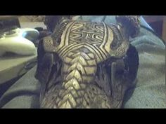 DIY- HOW TO CARVE BONE, CARVING A FACE ON DEER ANTLER - YouTube