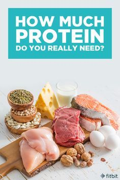 Protein might be the secret ingredient to successful weight loss. Learn how much protein you should be eating, and which foods can help you get there.