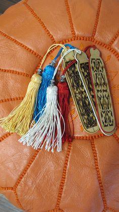 Handmade Moroccan bookmarks