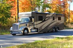 Coronado Motorcoaches -   Chariot RV motorcoach manufacturer