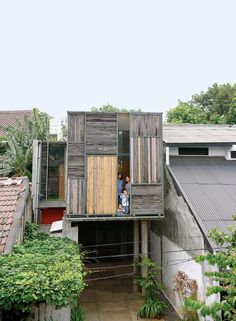 Slideshow: Innovative Wooden Homes | Dwell