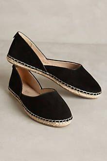 Kaanas Fiji Espadrilles - anthropologie.com Sock Shoes, Cute Shoes, Slip On Shoes, Me Too Shoes, Shoe Boots, Moda Boho, Summer Shoes, Womens Flats, Casual Shoes