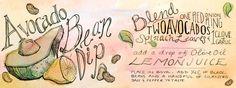 Avocado Bean Dipspan class=title_artist by Alexis Schuknecht/span
