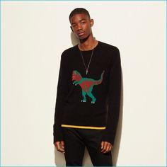 Coach Men's Rexy Sweater