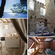 Ayurveda Spa retreat at the luxe Palace of Lešić Dimitri on Korčula – style in perfect balance.