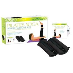 I'm learning all about Wai Lana Ankle Weight Kit at @Influenster!