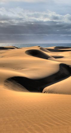 Dunes of Maspalomas, Gran Canaria, Canary Islands - Spain Tenerife, Grand Canaria, Spain Travel, Africa Travel, Spain And Portugal, Canario, Canary Islands, Outdoor Travel, Wonders Of The World