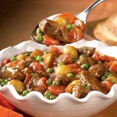 This Traditional Irish Stew recipe has evolved over the decades to the recipe it is at presently from my G-ma. I can remember as a youngster on...