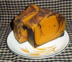 Suds & Stitches: Making Pumpkin Spice soap