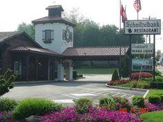 Schnitzelbank Restaurant in Jasper, Indiana