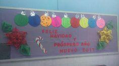 Periódico mural diciembre