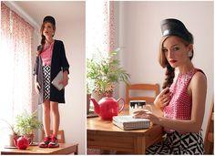 Get this look: http://lb.nu/look/7670700  More looks by Tatiana: http://lb.nu/user/4472418-Tatiana  Items in this look:  Forever 21 Cap, H&M Top, Uk2 La Skirt, Under Armour Sneakers, Starbucks Mug, H&M Kimono   #outfit #cap #kokoshnik #russian #sport