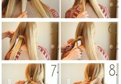 Ways to Do a Wonderfully Messy 5 Strand Braid