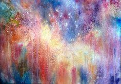 "Beautiful Unknown by Bette Orr Watercolor ~ 11"" x 15"""