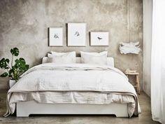 Japansk æstetik møder svensk design i den nye ASKVOLL seng fra IKEA.