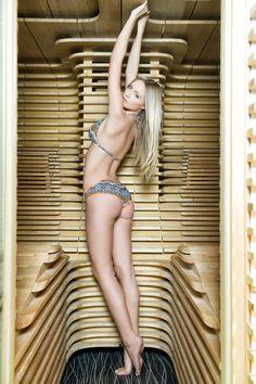 Swim & Underwear - Beat Baschung Fotografie Maya Stepper, Models, Sport Girl, Pretty Woman, Beats, Bikinis, Swimwear, Curves, Underwear