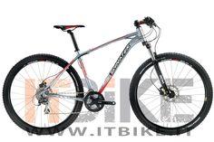 "Klone 29"" - Dynatek Telaio alluminio BDB. Serie sterzo 1""1/8 semi integrato. Freni post-mount."