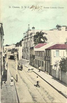 St. Thomas, Danish West Indies