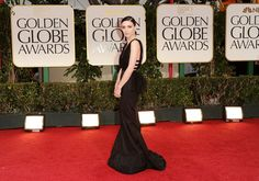 Rooney @ The Golden Globes