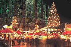 German Christmas Markets!