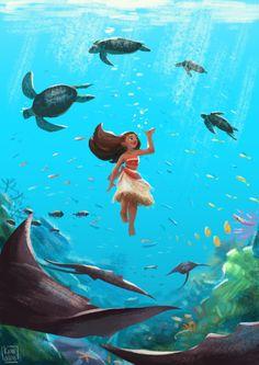 """""""The ocean chose me !"""""""