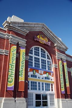 Port-Discovery Children's Museum Baltimore, MD - Great variety of things to do - we liked the little kids area with water painting on rocks, the diner and convenience store, the soccer field, and especially the water area.  Discounted parking on weekends.