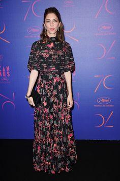 Sofia Coppola in Valentino - 2017 Cannes Film Festival - Photo: Getty Images
