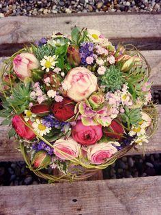 @serverandstyle wiesenblumen, natural floral design