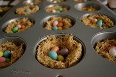 Easter Birds' Nests | Tasty Kitchen: A Happy Recipe Community!