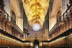 Catedral de Santa Maria de la Sede, Sevilla, Spain