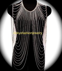body chains | Jewelry » Body Chains