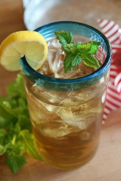 Lemon Balm Tea - Nat