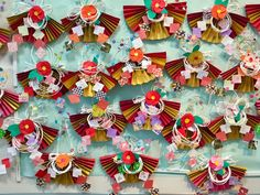 New Year's Crafts, Crafts For Kids, Paper Crafts, New Years Decorations, Diy Interior, Mother And Child, Origami, Projects To Try, December