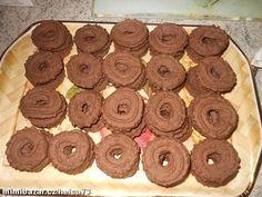 jemné kakaové venečky