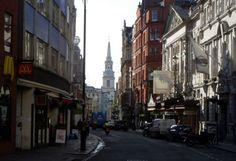 Street of London, Foto: S. Hopp
