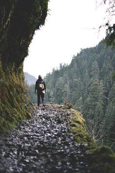 #Hike, #Mountain, #Trail, #Path, #Map
