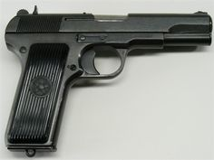 Tokarev (Review / Range Time) - Yugo M57 / TT-33 7.62X25Loading that magazine is a pain! Get your Magazine speedloader today! http://www.amazon.com/shops/raeind