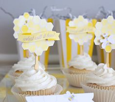 Cupcake Toppers with Kim Byers & Cricut