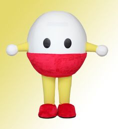 Cocomaru Custom Mascot for Airspace (MMC) Inflatable Costumes, Mascot Costumes, Shapes, Design