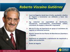 El día de hoy le damos la Bienvenida al Coach Roberto Vizcaíno.   Sabemos que su experiencia sumará mucho a la firma y nos ayudará a seguir formando a nuestra Gran Comunidad de Empresarios Exitosos.   ¡Bienvenido a COACH Latinoamérica! y ¡Mucho Éxito!