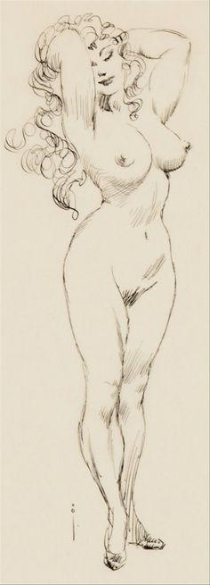 Image result for frank frazetta sketch