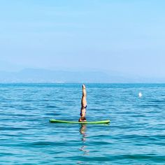 Find your balance. Inhale Exhale, Yoga Everyday, Yoga Inspiration, Stand Up, Waves, Memories, Outdoor, Get Back Up, Outdoors