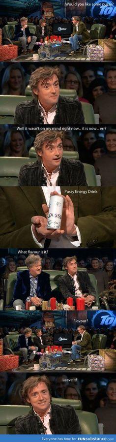 Flavour? baha!