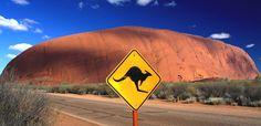 Uluru (Ayers Rock) - a mystic place on earth