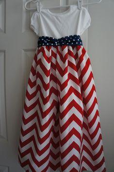 Reid Girls Handmade- maxi dresses. There's a great tutorial on polkadotchair.com from last summer