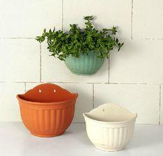 Vasos de flores de parede de suspensão, resina plástica de alta qualidade cesta de suspensão plantadores, vaso de plantas de suspensão ao ar livre, plantador de suspensão pots056(China (Mainland))