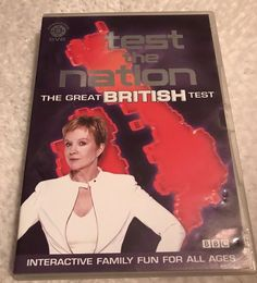 Only £1.38!! Test The Nation DVD (2005) Fast Free Postage