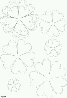 fleurs en papier – The World