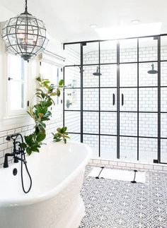 DOMINO:Four Unbelievable Before & After Bathroom Makeovers